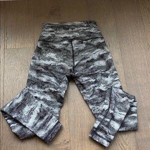 lululemon athletica Pants - Black and White Lululemon Leggings